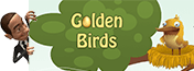 Логотип сайта goldenbirds.biz