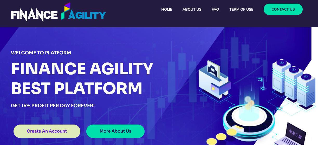 Finance Agility